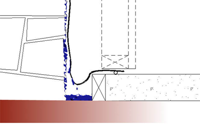 Basement and crawl space strategy avid - Slab vs crawl space foundation paint ...